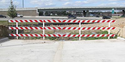 Houston Barricades, TMA, Arrowboards, Traffic Control Signs
