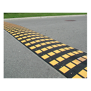 rubber road humps - Rubber Speed Bumps